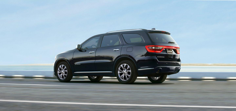 Dodge Durango Fuel Efficient Suv